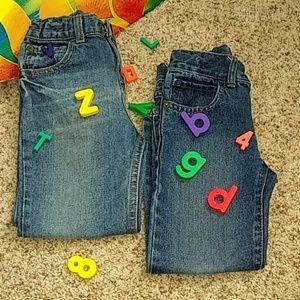 Kids Size 5 Jeans